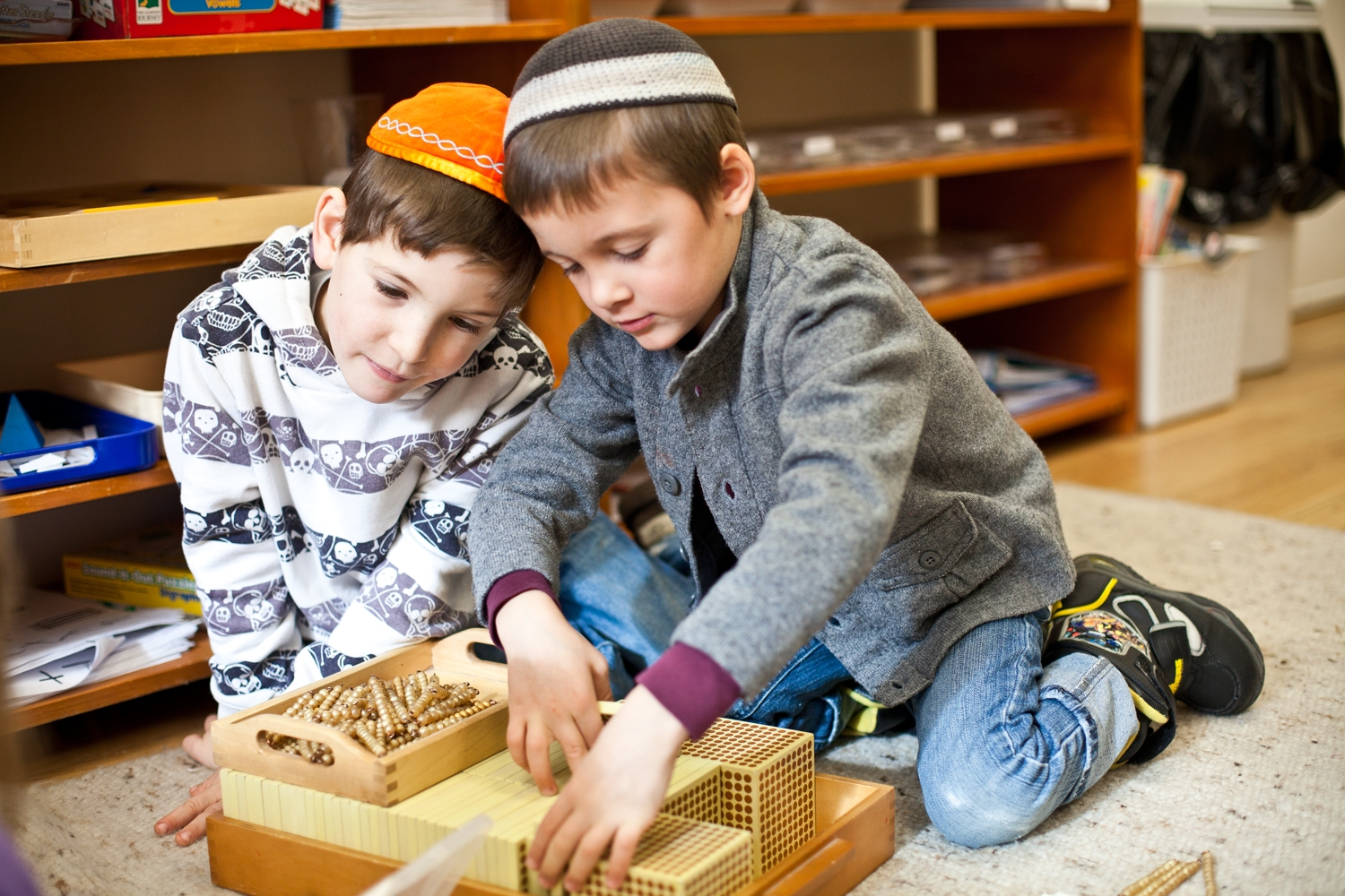 Mixed-age classrooms finding home in Jewish schools | Jewish ...
