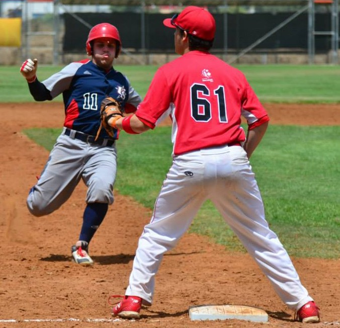The American baseball team scored two shutout victories over Canada in the first week of the 19th Maccabiah Games.