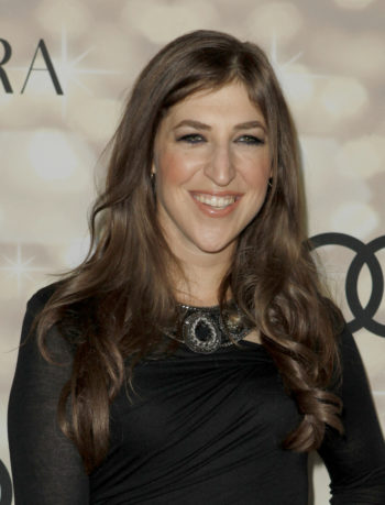 New role for Mayim Bialik: Mentoring future Jewish leaders