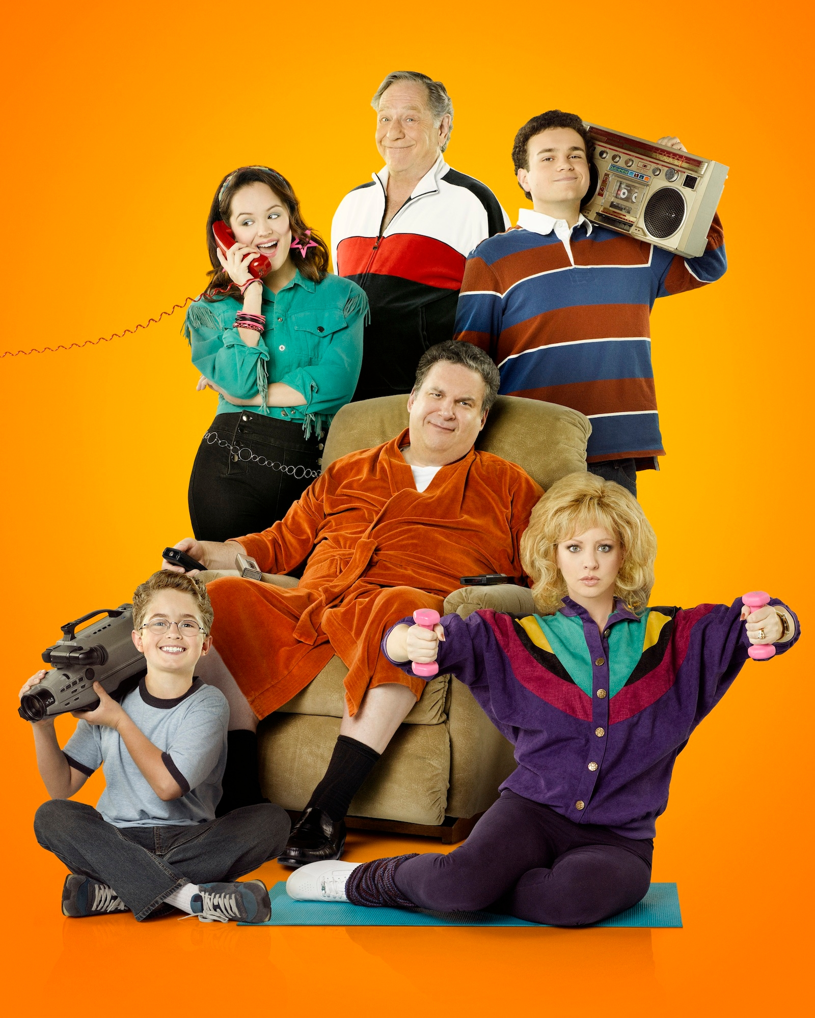 """The Goldbergs"" premiered Sept. 24 on ABC. ((ABC/Bob D'Amico)"