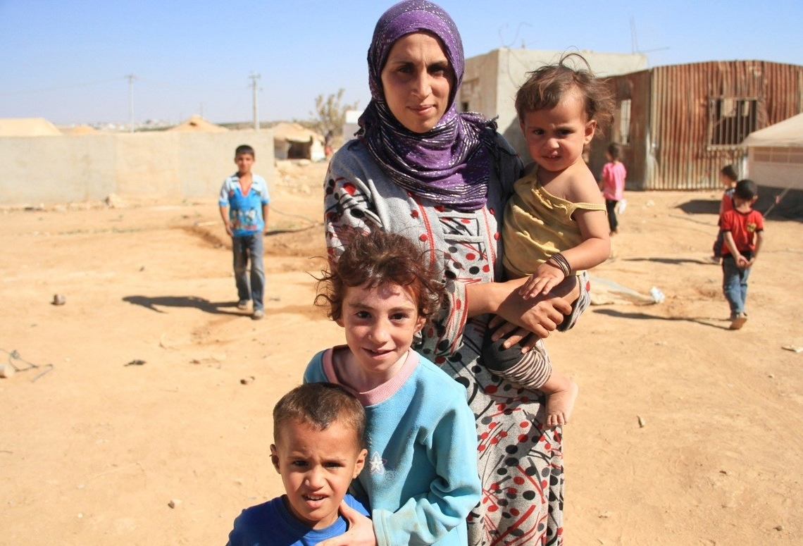 jewish groups aiding syrian refugees - sort of - jewish telegraphic