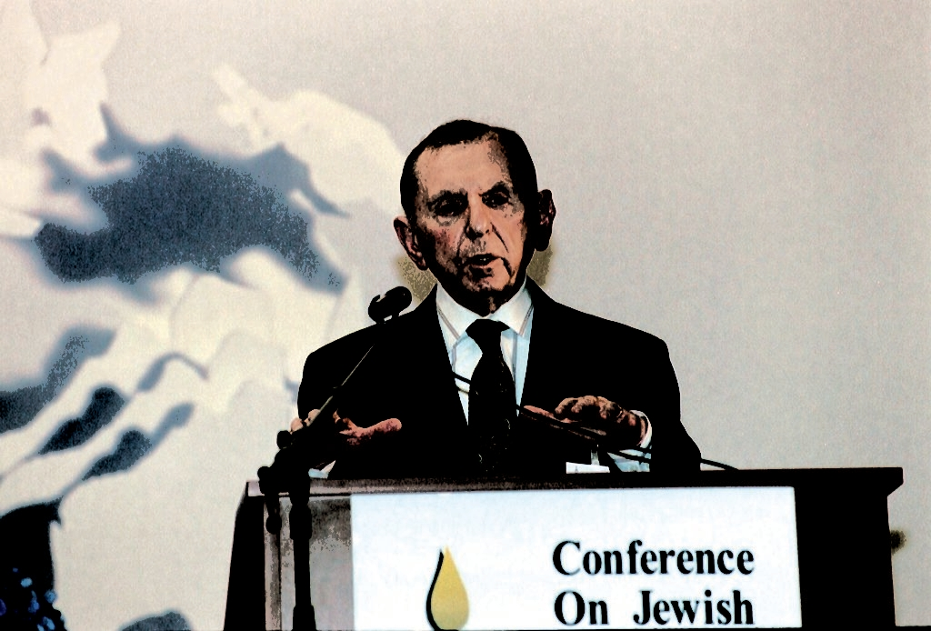Saul Kagan, the founder and a longtime chief of the Claims Conference, died Nov. 9, 2013 at the age of 91.