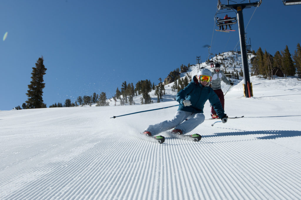 (Courtesy of Mammoth Mountain Ski Area)