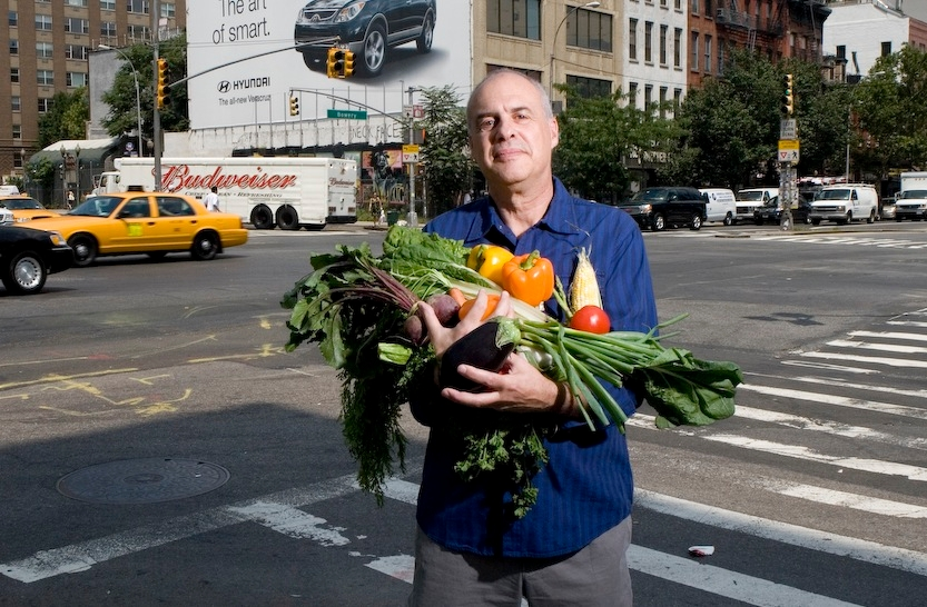Food writer Mark Bittman wants you to eat more plants. (Courtesy photo)