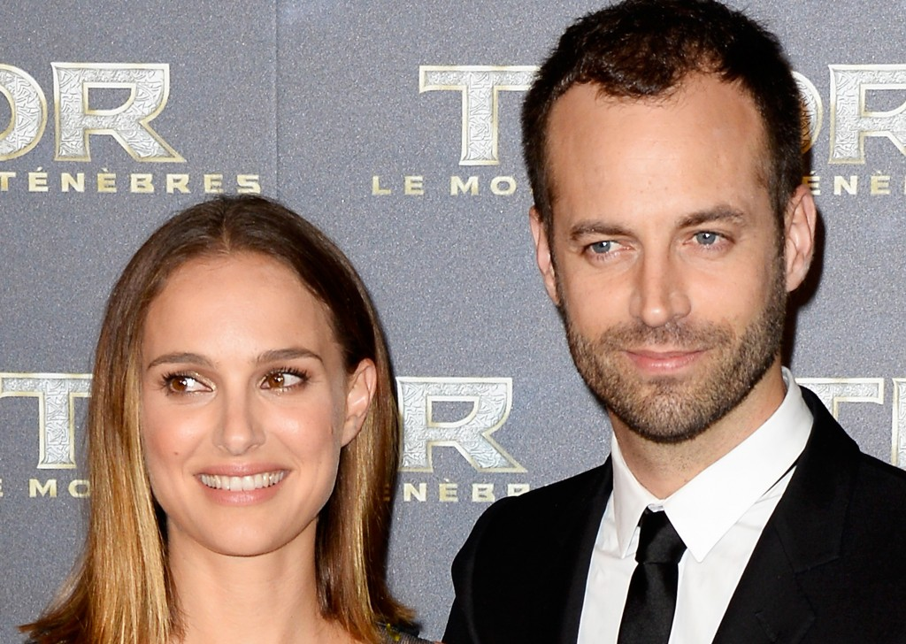 Natalie Portman's husband Benjamin Millepied is converting to Judaism. (Pascal Le Segretain/Getty Images)