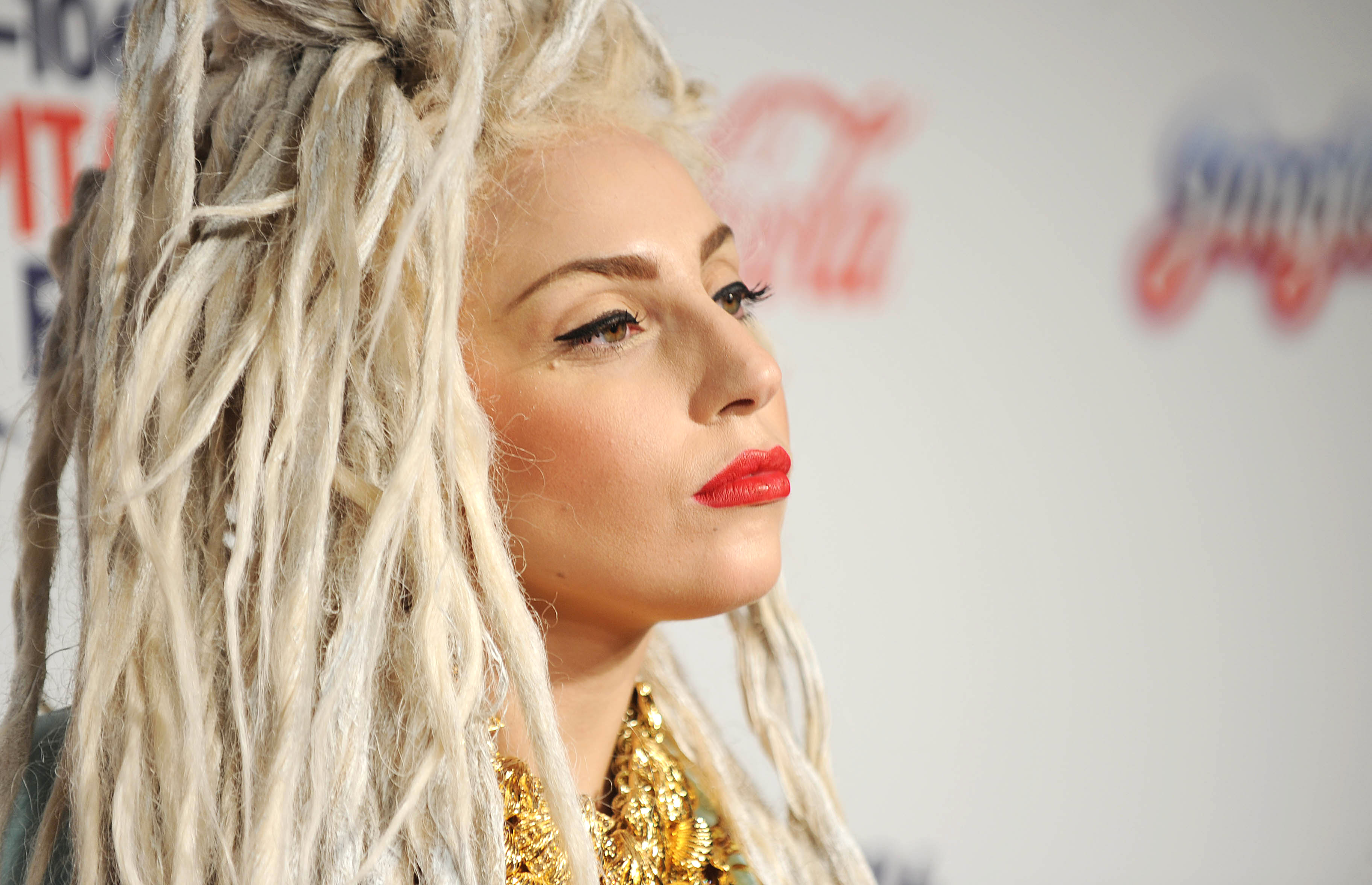 Lady Gaga attends the Capital FM Jingle Bell Ball at 02 Arena on Dec ... Lady Gaga
