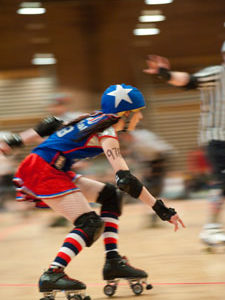 Nice Jewish Derby Girls, From Fatal Dreidel to Mayhem Bialik