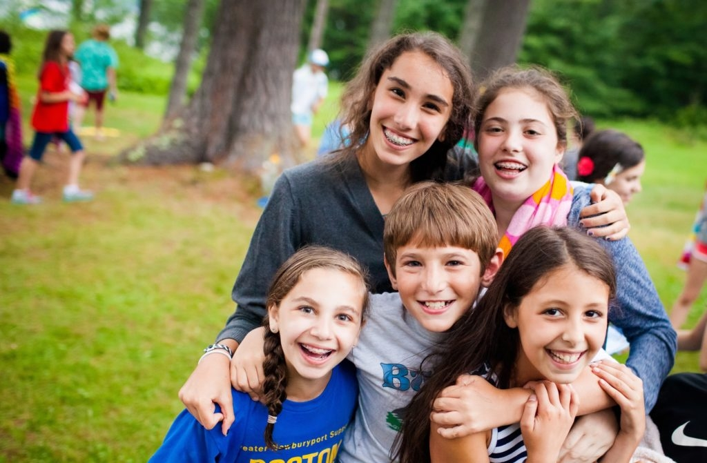A new initiative aims to attract more first-time campers from middle- and lower-income households. (Foundation for Jewish Camp)