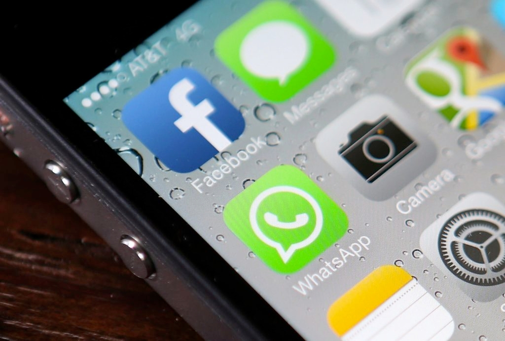 WhatsApp's Ukrainian Jewish founder and CEO Jan Koun became a household name this week. (Justin Sullivan/Getty Images)