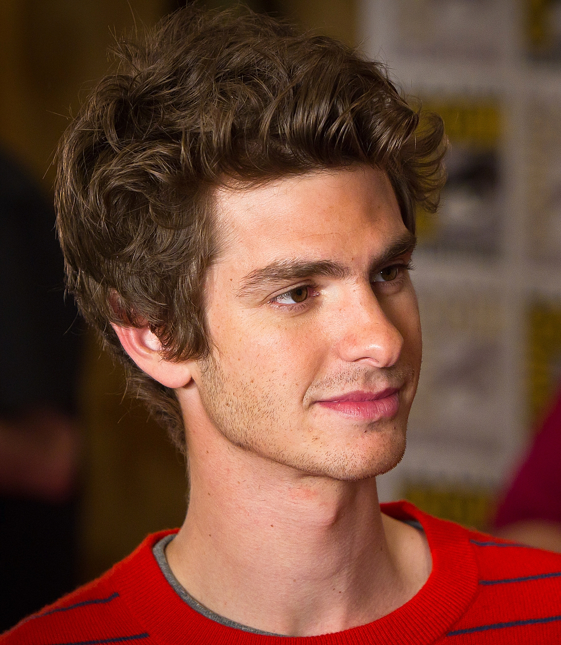 Andrew Garfield says Spiderman