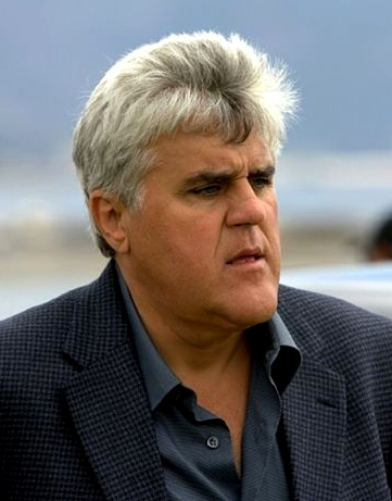 Jay Leno (Wikimedia Commons)