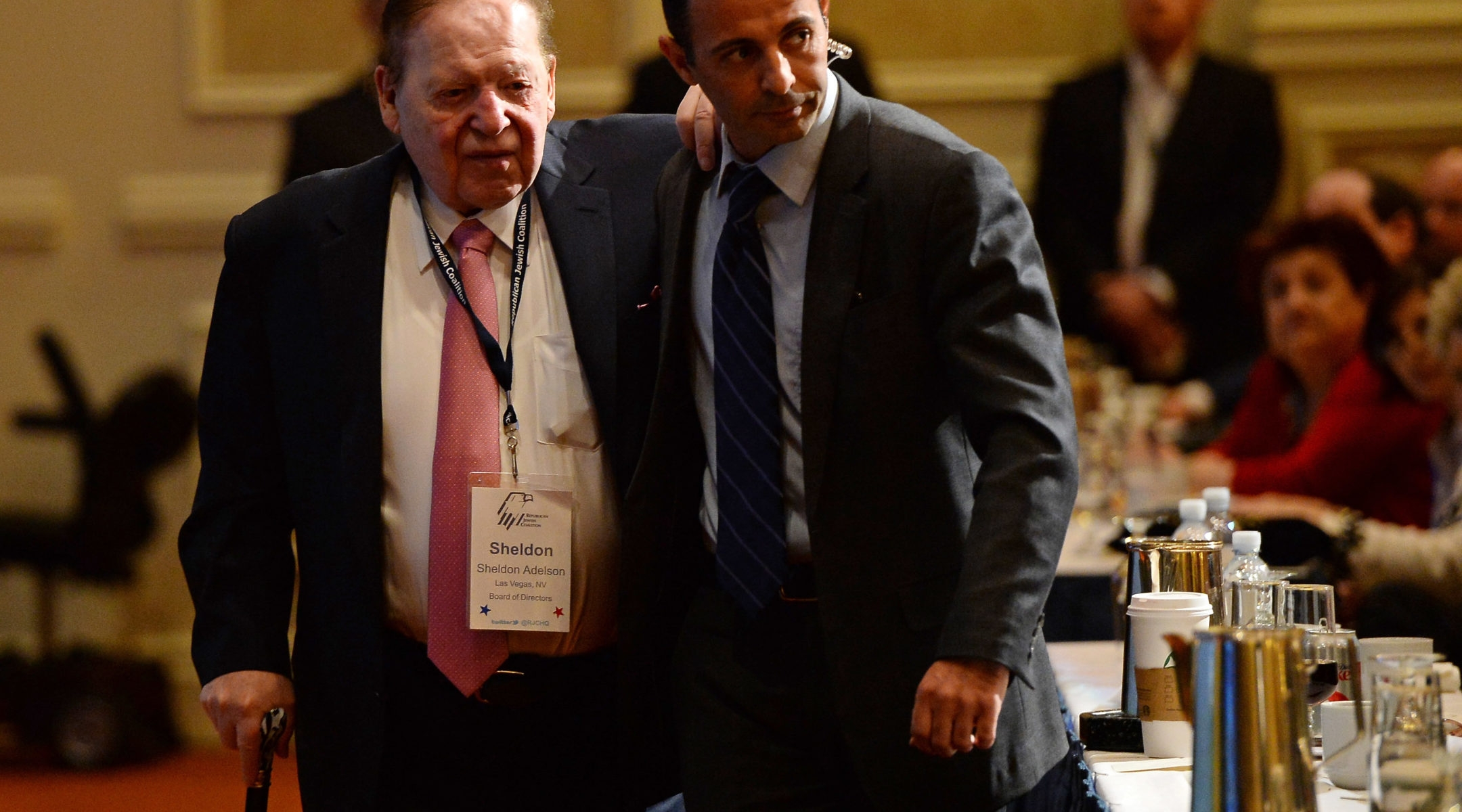What does Adelson buying another newspaper mean for ...