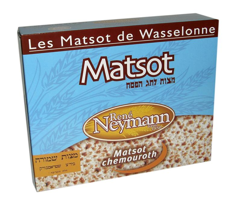 Etablissements René Neymann is France's oldest matzah bakery.  (Courtesy of Etablissements Rene Neymann)
