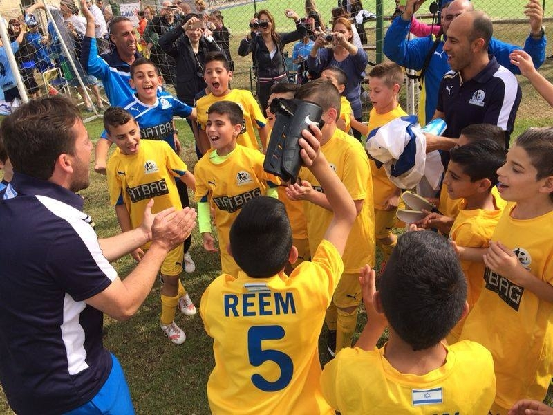 Israeli teams triumphed at the Mini World Cup, a Jewish youth soccer tournament in Buenos Aires, April 17-20, 2014. (Courtesy Argentinean Federation of Jewish Community Centers)