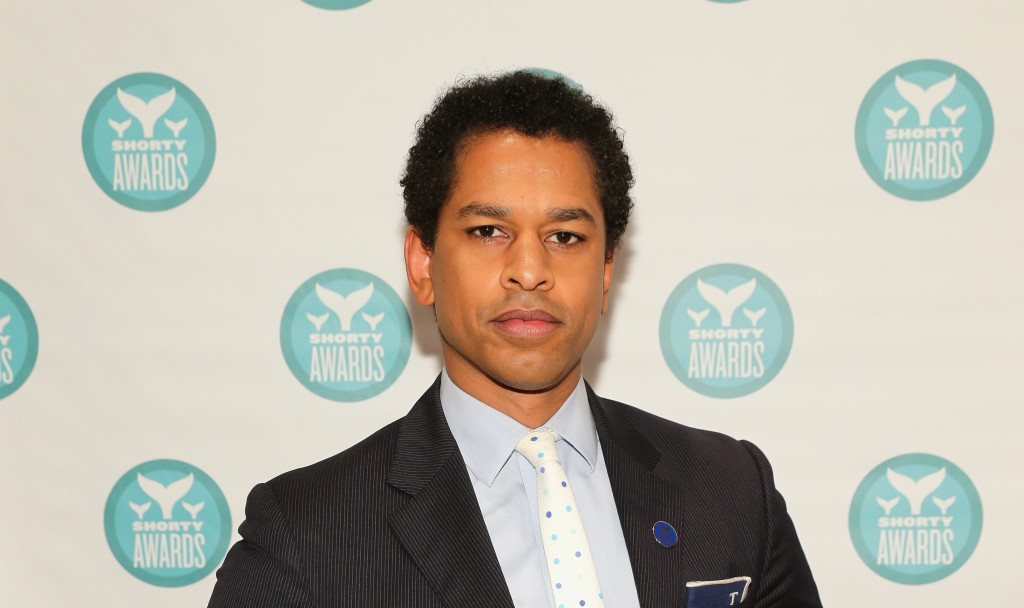 MSNBC host Toure Neblett, shown at the April 2014 Shorty Awards, apologized for a Twitter post some deemed anti-Semitic. (Neilson Barnard/Getty Images