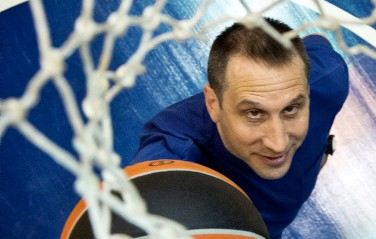 After coaching Maccabi Tel Aviv to a European Championship, David Blatt appears headed to the NBA. (Moshe Shai/FLASH90)