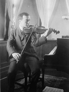 The Righteous Gentile With The $4 Million Violin
