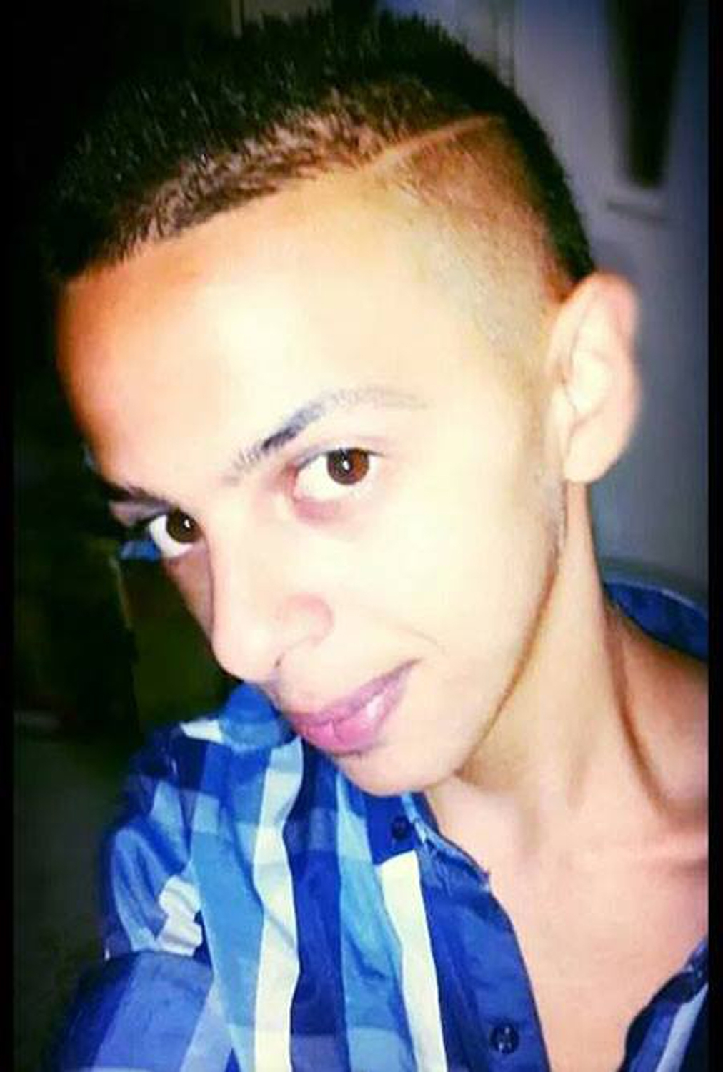 Mohammed Abu Khdeir was kidnapped from his eastern Jerusalem neighborhood on July 2, 2014 and murdered in a suspected revenge attack by Jewish extremists angered by the abduction and murders of three Israeli teens. (Flash 90)