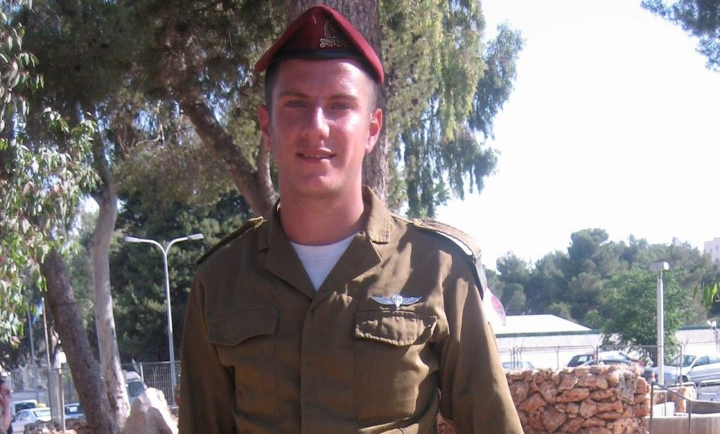 Ithamar Avnon, the sole Israeli national aboard the downed Malaysia Airlines Flight 17, pictured in Jerusalem in 2008. (Shai Penn Eisenman)