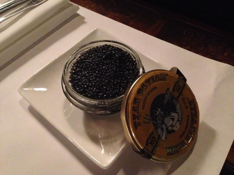 The Saint Petersburg company Tzar Caviar used molecular engineering to produce a kosher caviar substitute now available in New York and Paris.