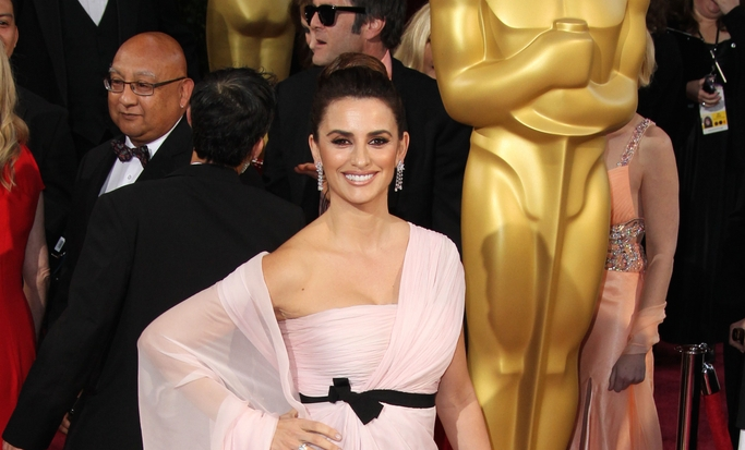 Actress Penelope Cruz, shown at the 86th Annual Academy Awards, was one of 100 Spanish celebrities endorsing a letter accusing Israel of genocide. (PR Photos)