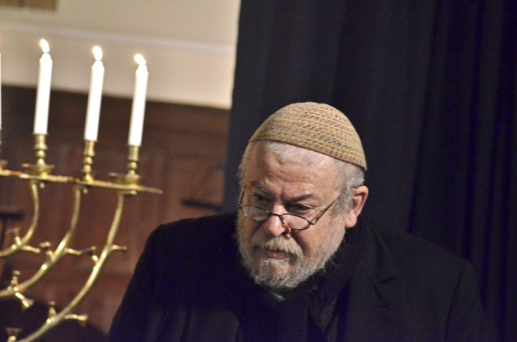 Rabbi Karol Sidon stepped down amid reports about is love life. (Petr Balajka/Prague Jewish Community)