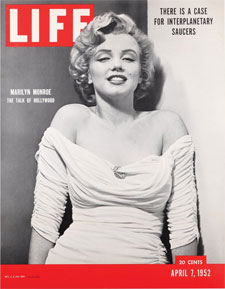 The Jewish Photographer Who Got Marilyn Monroe to Jump