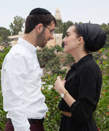 An Ultra-Orthodox Dating Show (Please Hold the Hot Tub)