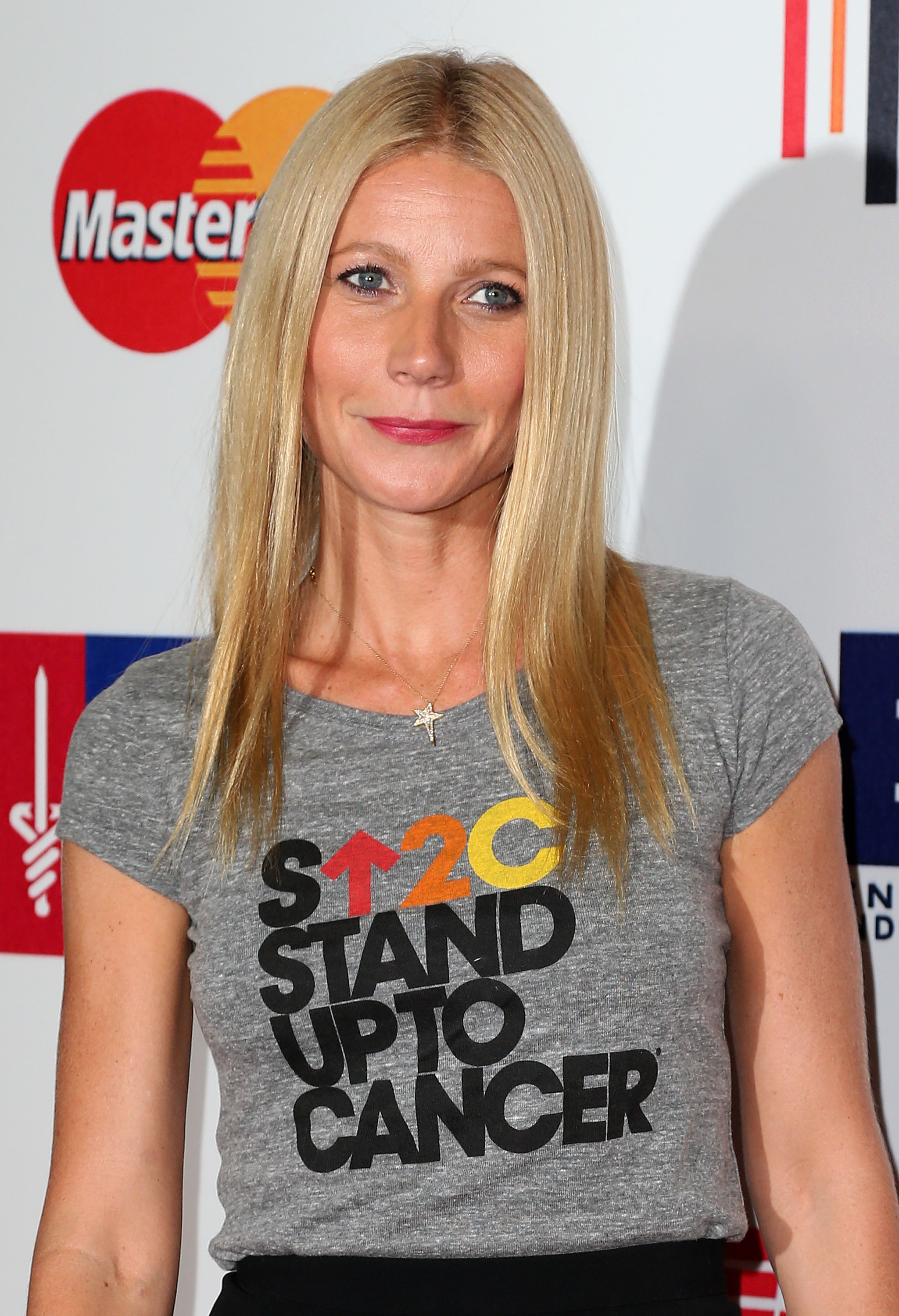 Actress Gwyneth Paltrow attends Hollywood Unites for the 4th Biennial Stand Up for Cancer (SU2C), at the Dolby Theatre, Sept. 5, 2014 in Hollywood, Calif. (Frederick M. Brown/Getty Images)