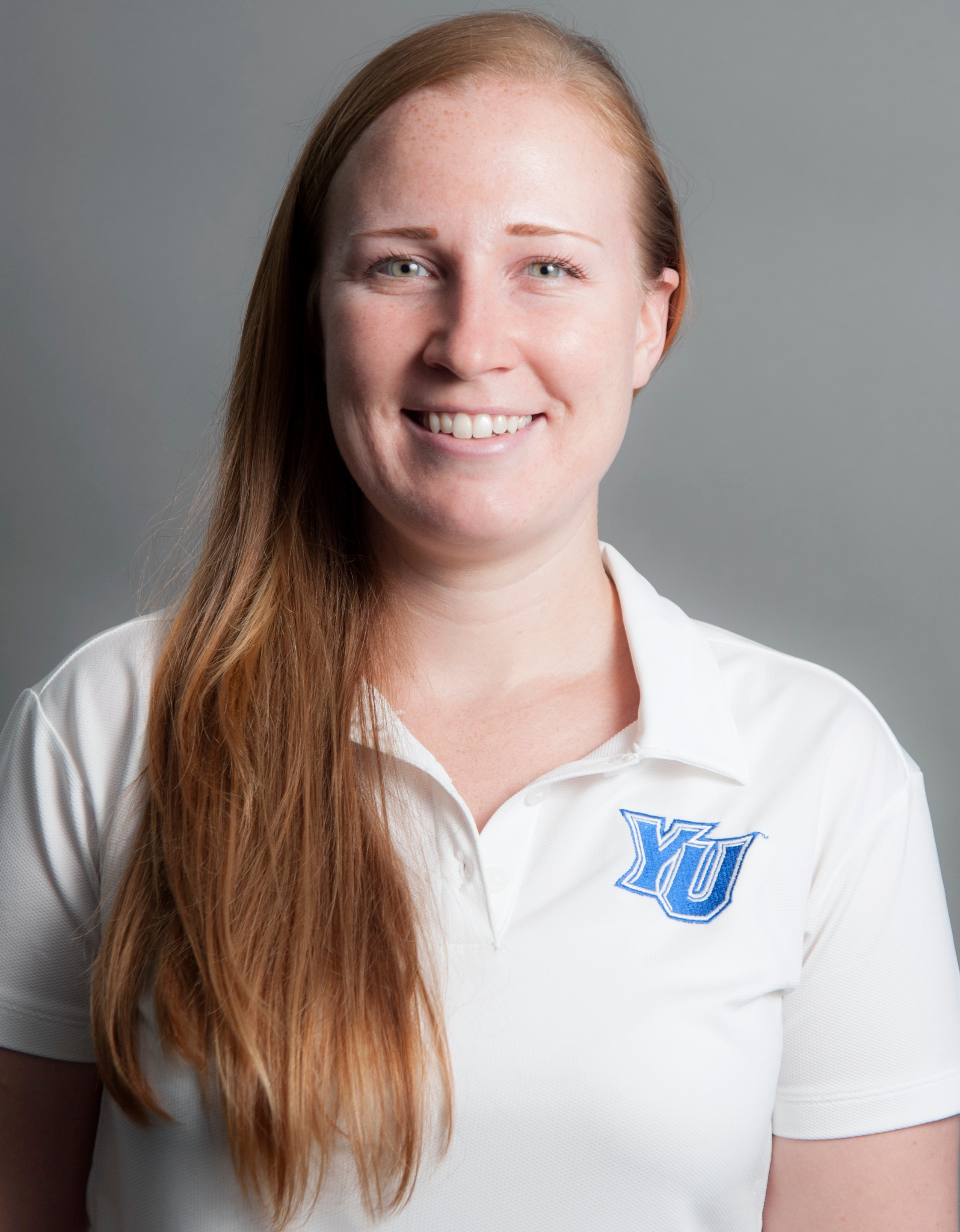 "Jacqui Dauphinais on women coaching men: ""I think it's a rarity. I don't necessarily think it should be."" (Courtesy Yeshiva University)"