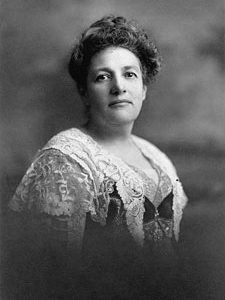The First Jewish Woman in Congress