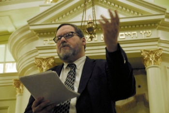 Rabbi Barry Freundel (Courtesy Washington Jewish Week)