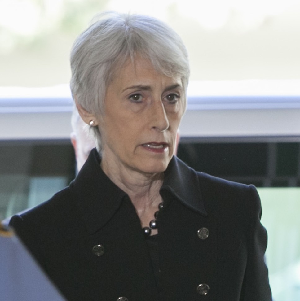 "Wendy Sherman, the top U.S. negotiator in the world powers' nuclear talks with Iran, says the two sides have ""made impressive progress on issues that originally seemed intractable. (Eric Bridiers/U.S. Mission Geneva)"