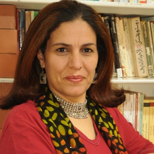 Arwa Othman, Yemen's minister of culture, donated a human rights prize to the country's small Jewish community. (Human Rights Watch)