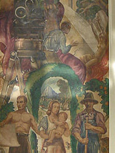The Great Jewish Muralist of Los Angeles