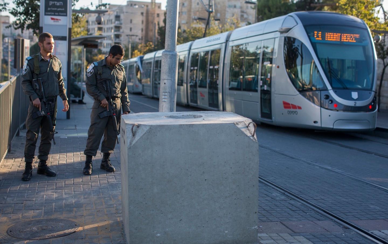 Symbol of Jerusalem\'s progress, light rail becomes terror target ...
