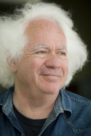 Portrait of Leon Wieseltier, American writer, critic, and magazine editor, June 9, 2013. (Moshe Shai/FLASH90)