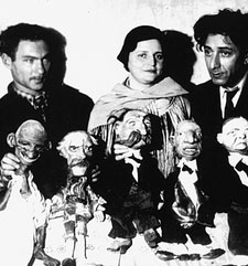 The 1920s: When Gandhi Was a Yiddish-Speaking Puppet