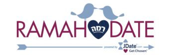 The logo for the forthcoming RamahDate site, which will be on JDate. Courtesy of Ramah)