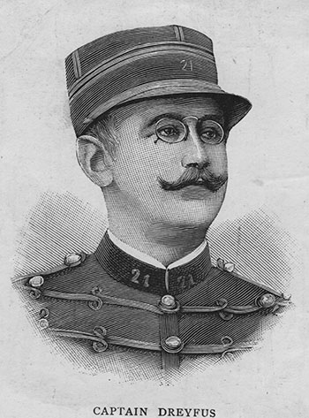 Alfred Dreyfus (Getty Images)