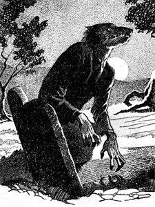 The Jewish Werewolf Who Never Was