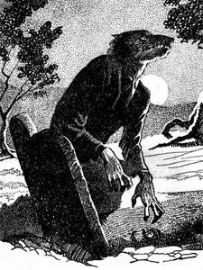 The Jewish Werewolf Who Never Was