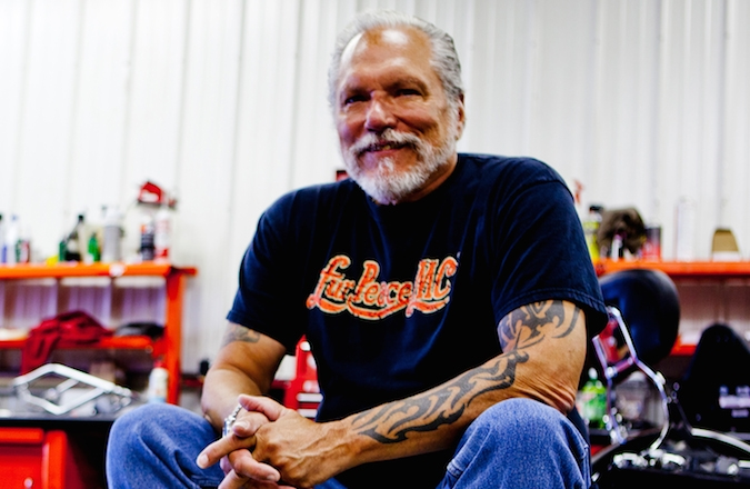 Guitar legend Jorma Kaukonen, 74, recently released his first solo album since 2009. (Scotty Hall)