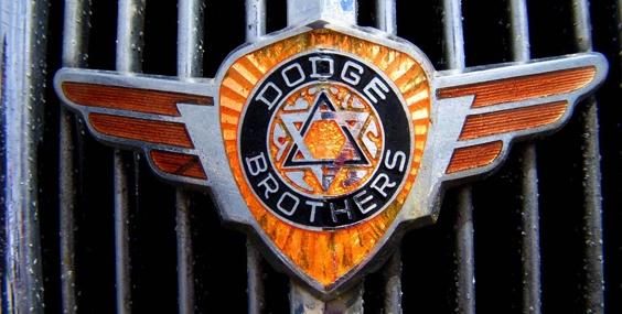 Why The Original Dodge Logo Was A Jewish Star Jewish