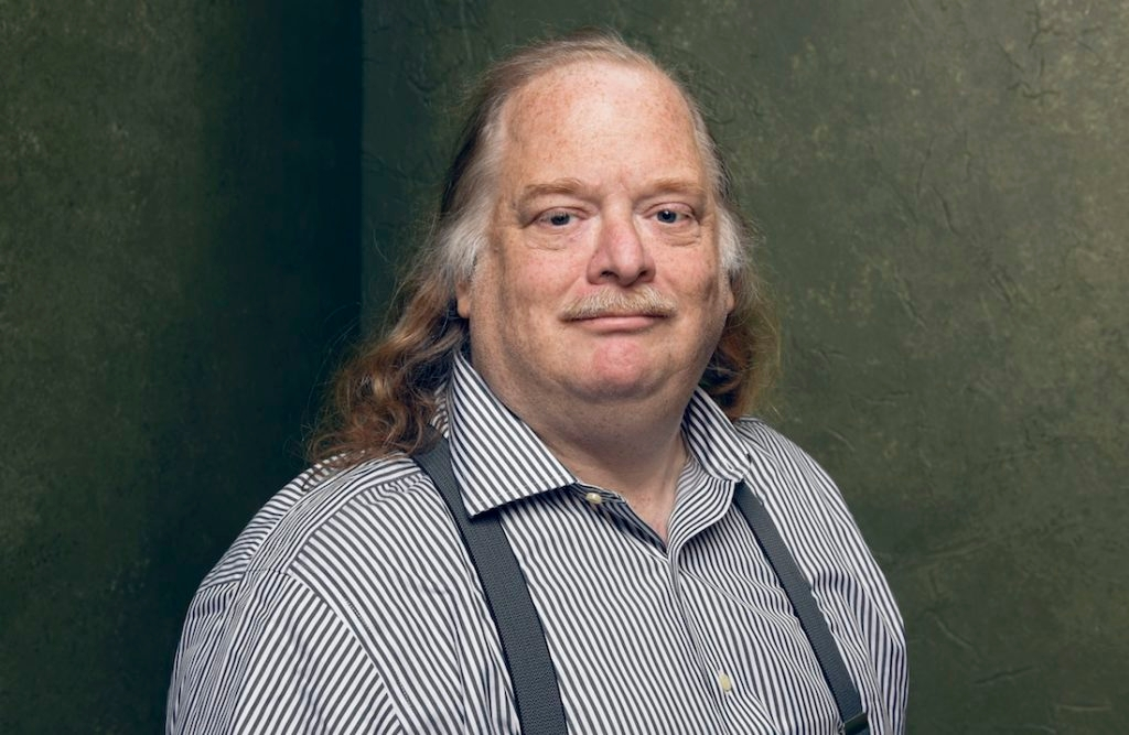 Jonathan Gold at the Sundance Film Festival, Jan. 27, 2015. (Larry Busacca/Getty Images)