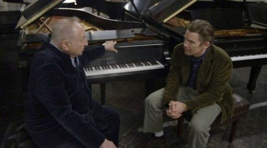 Ethan Hawke's Jewish Piano Teacher