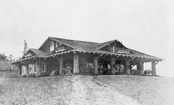 Julius Meier named his country home Menucha, which is Hebrew for rest and relaxation. (Oregon Historical Society)