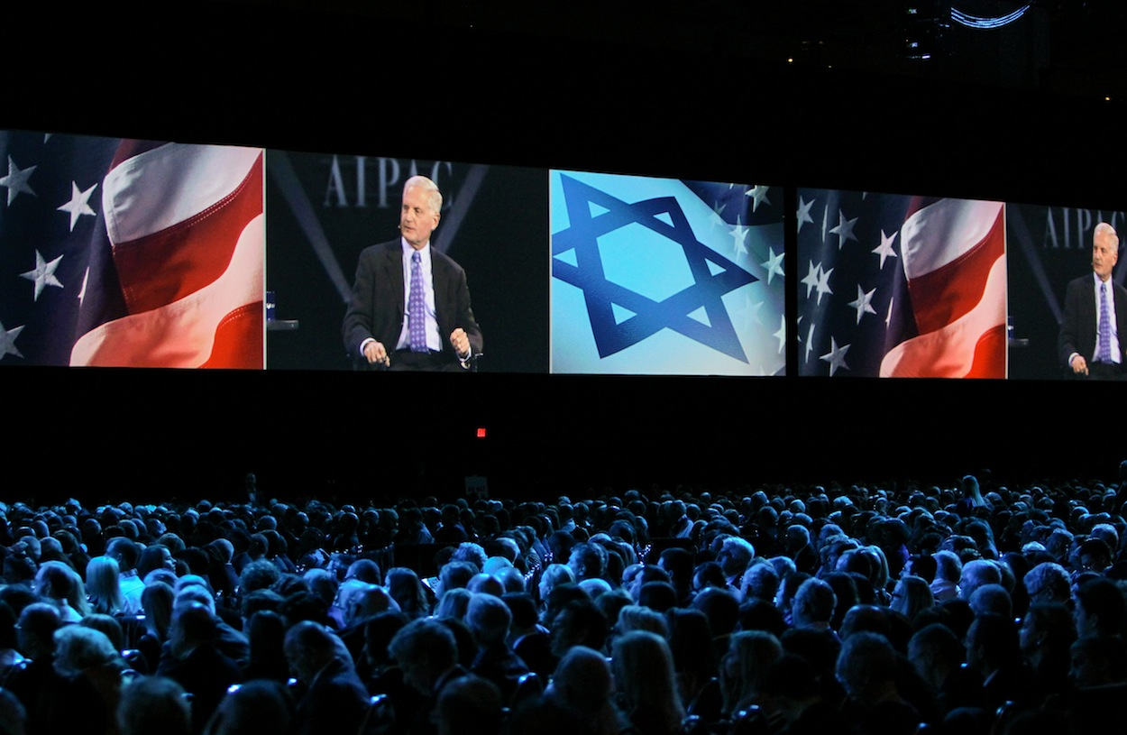 Some 16,000 people attended the AIPAC policy conference last year, March 1-3 in Washington. (Courtesy of AIPAC)