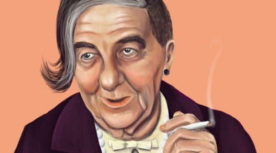 Israeli Artist Gives Golda Meir the Full Hipster Treatment