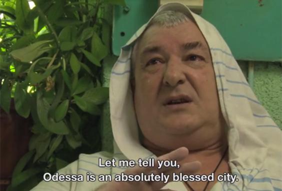 Quiet in Odessa
